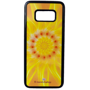 SwitchCase grip for Galaxy S8 mandala of Energy