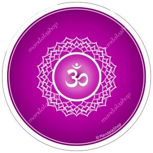 Harmonising disk Indian chakra