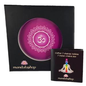7 Indian chakra box