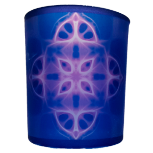 Candle holder mandala of Mystery