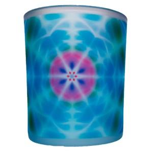 Candle holder mandala of Meditation
