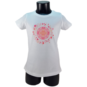 Children's t-shirt Mandala of Love