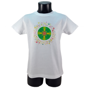 Children's t-shirt Mandala of Protection