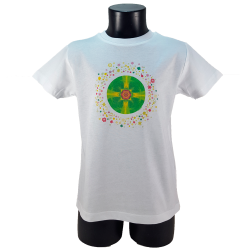 Children's t-shirt Mandala of Protection