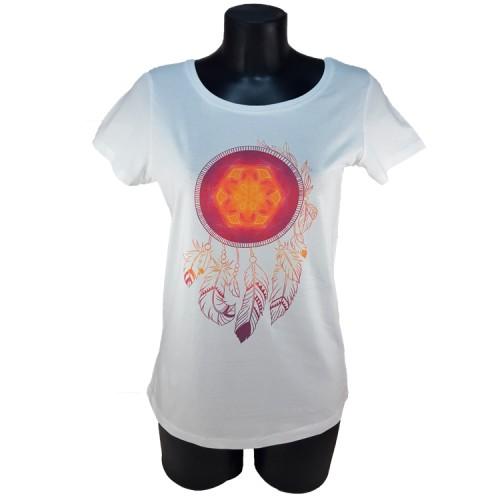 Dream catcher of Wisdom t-shirt for women