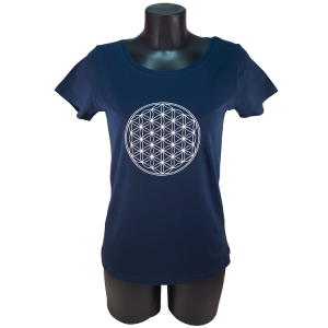 Flower of Life t-shirt for women