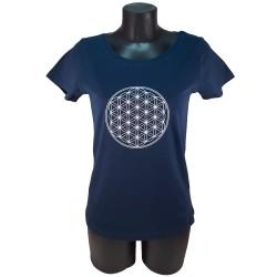 Flower of Life t-shirt for women