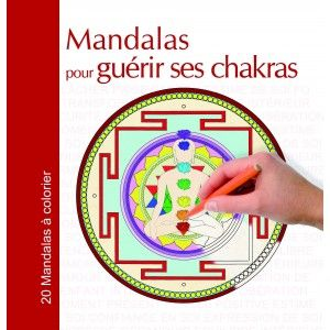 Ebook Mandalas to heal one's chakras