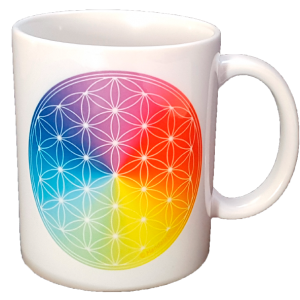 copy of Mug Flower of Life