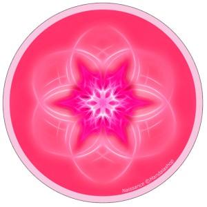 Harmonising disk Mandala of Birth
