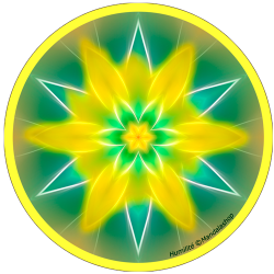 Harmonising disk Mandala of Humility