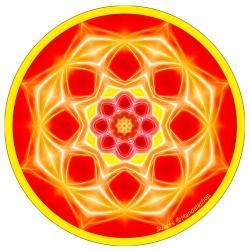 Harmonising disk Mandala of Success