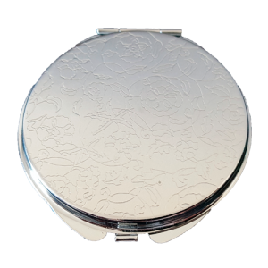7-Ray Flower of Life Pocket Mirror