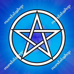 Pentacle canvas