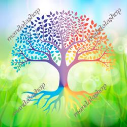 Tree of Life canvas