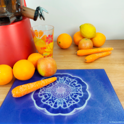 Energising Plate Mandala of Clarity
