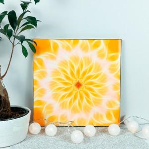 Wooden energising tray - Select your Mandala
