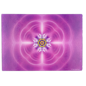 Energising Plate Mandala of Authenticity