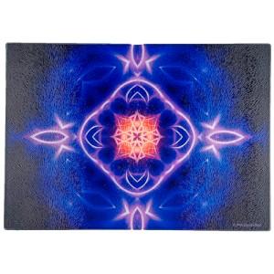 Energising Plate Mandala of Inner Voyage