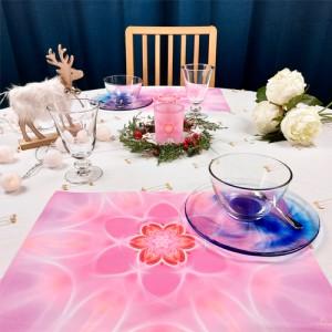 Table set Mandala of Confidence