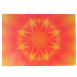 Energising plate Mandala of creative power