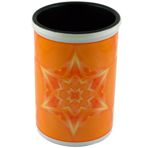 Gobelet Mandala de la Géométrie