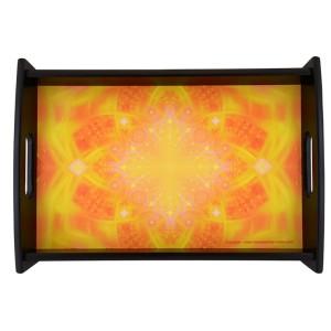 Plateau Mandala du dépassement de soi qui permet de trouver la gloire divine