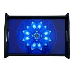 Serving Tray Mandala of Peace