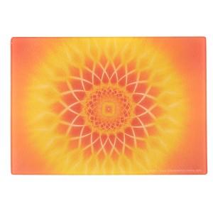 Plaque Mandala de l'Alliance de lumière