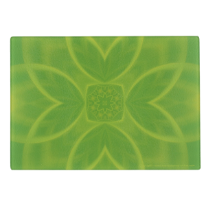 Cutting Board Mandala of Lightness