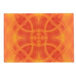Plaque Mandala pour aller à l'essentiel dans la vie