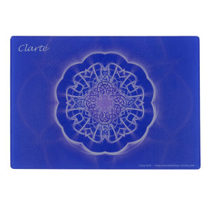 Cutting Board Mandala of Clarity