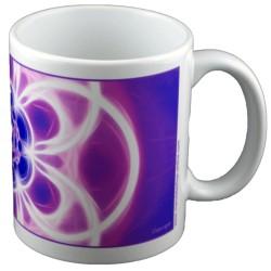 Panoramic mug Mandala of Transparency