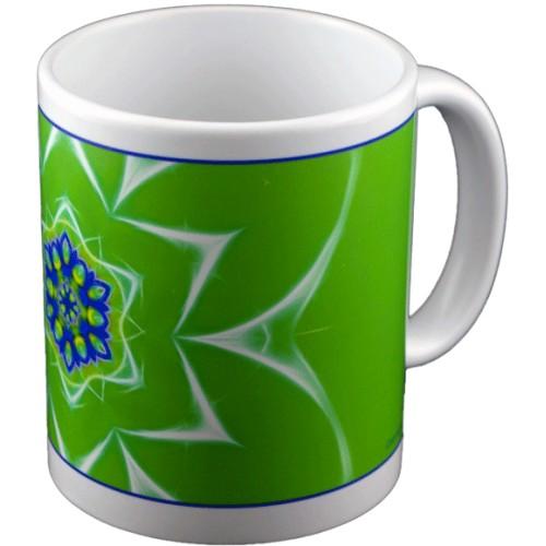 Panoramic mug Mandala of Smoothness