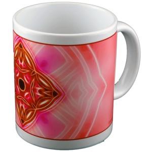 Panoramic mug Mandala of Grace