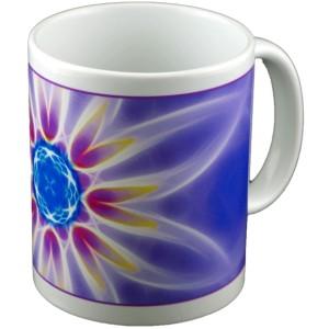 panoramic mug Mandala of Splendour
