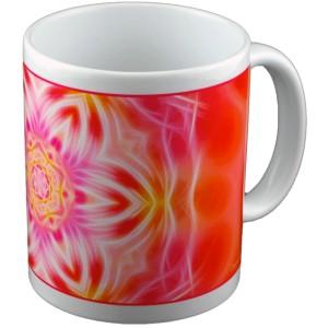 Panoramic mug Mandala of Mastery