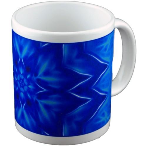 Panoramic mug Mandala of Communication