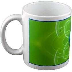 Panoramic mug Mandala of Help