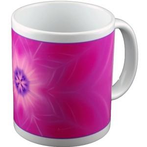 Panoramic mug Mandala of Goodness