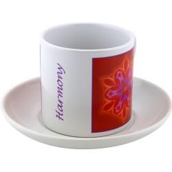 Tasse à thé Mandala Harmony