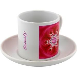 Tasse à thé Mandala Beauty