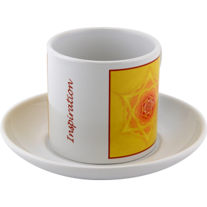 Tasse à thé Mandala de l'Inspiration