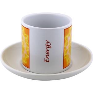 Tea cup Mandala of Energy