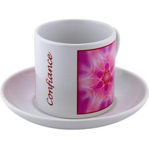 Tea cup Mandala of Confidence