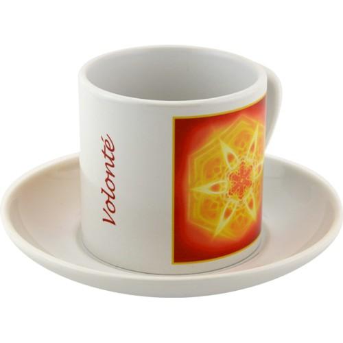Tea cup Mandala of Will
