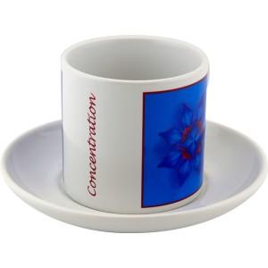Tea cup Mandala of Concentration