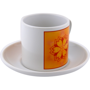 Tasse à thé Mandala de la Bonté