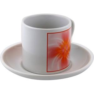 Tasse à thé Mandala de l'équilibre dans le couple