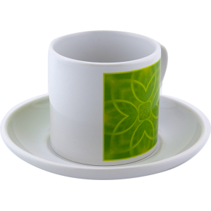 Tea cup Mandala of Lightness